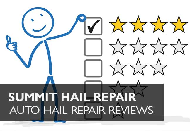 Denver Auto Hail Repair Reviews
