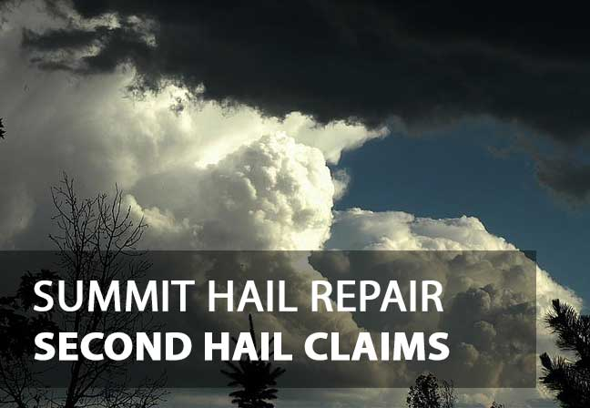 Littleton Auto Hail Damage Claims